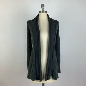Anthropologie Angels of the North Knit Cardigan